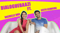 Bollywood Dialogue-Baazi Ft. Keith Sequeira and Rochelle Rao |Exclusive| |Nach Baliye 9|