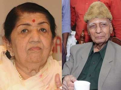 Lata Mangeshkar mourns as Khayyam passes away
