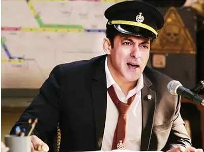 BB 13 promo: Salman Khan turns station master