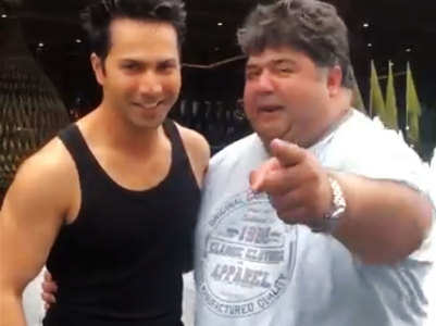 Varun reunites with Rajat  for Coolie No. 1