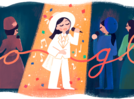 Google Doodle celebrates Taiwanese Singer Fong Fei-Fei 66th birth anniversary