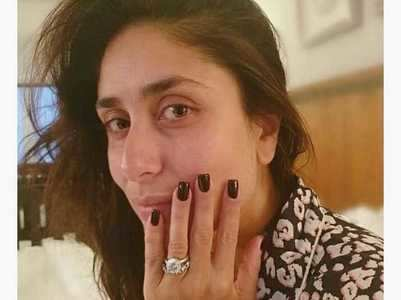 Kareena Kapoor rocks this no make up pic