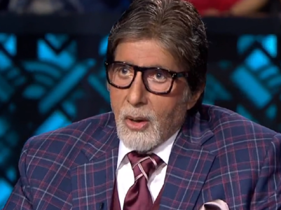Big B reveals his first salary on KBC 11