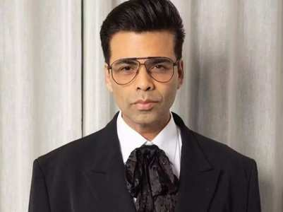 KJo gives a glimpse of the cast from 'Takht'