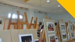 Photography exhibition organised at CSJM University in Kanpur