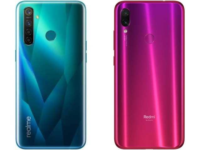 Realme 5 Pro vs Xiaomi Redmi Note 7 Pro: How the two 48MP camera phones compare