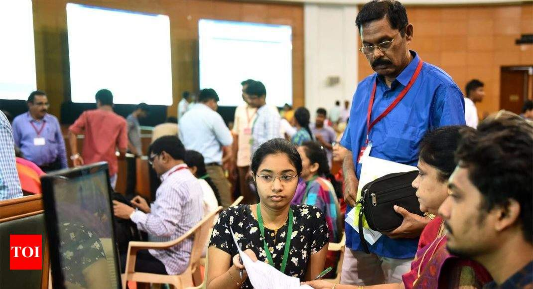 knruhs resumes mbbs  bds counselling in telangana