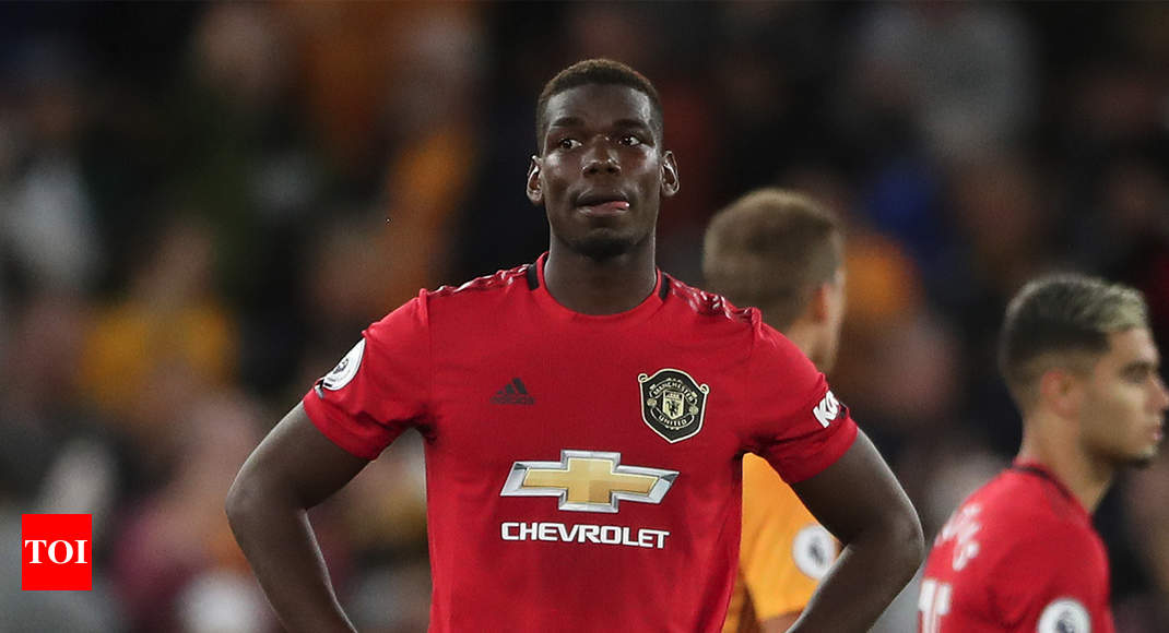 designer fashion 8eac1 73851 Manchester United 'disgusted' by racist abuse of Pogba ...