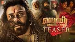 Sye Raa Narasimha Reddy - Malayalam Official Teaser