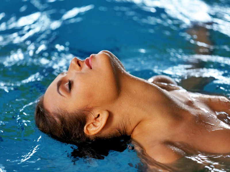 Relieving anxiety to making you sleep better: Reasons you should give floatation therapy a try