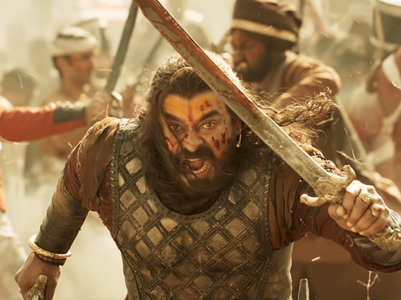 Watch: Teaser of 'Sye Raa Narasimha Reddy'