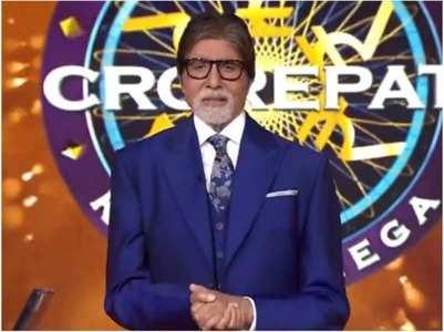 KBC 11: Big B was upset as India lost WC