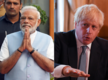 UK PM Johnson talks to Modi, regrets vandalism at Indian High Commission