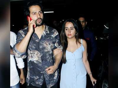 Destination wedding for Varun and Natasha?