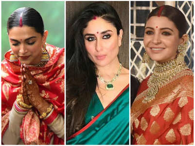 B-town actresses who love flaunting sindoor
