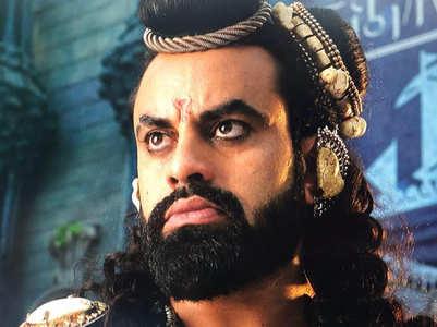 Aman Dhaliwal bulks up for mythology show