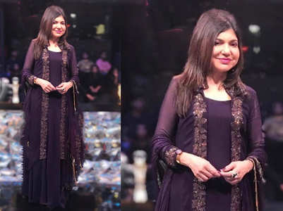 Sexy means revealing: Alka Yagnik