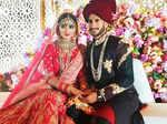 Pakistani cricketer Hasan Ali marries Indian girl in Dubai