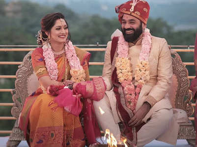 Parvati Vaze shares new wedding pics