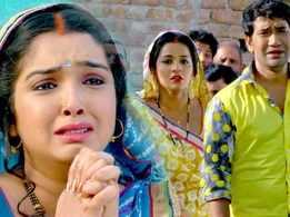 Watch: Nirahua, Amarpali Dubey and Monalisa's Bhojpuri Song 'More Bagiya Ke Suganawa' from 'Raja Babu'