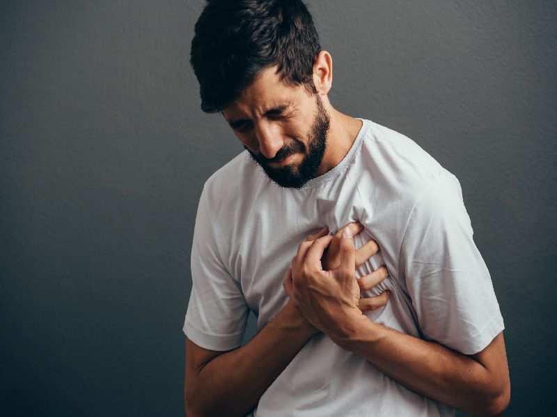 Heart attacks rising among young adults