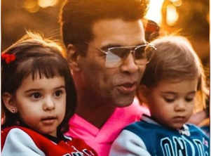 Karan gets candid about being a single father