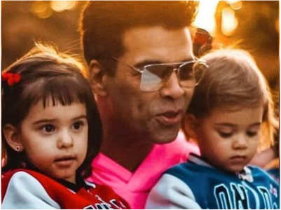 "Karan Johar on being a parent: ""Never been in a serious relationship like this before"""