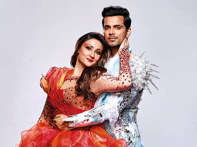 Urvashi: Nach Baliye is a drama competition