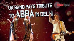 UK band pays tribute to ABBA in Delhi