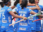 ​Indian men's and women's hockey teams