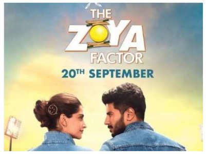 'The Zoya Factor' motion poster revealed