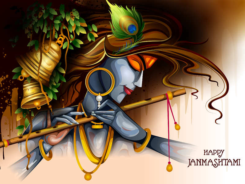 Happy Krishna Janmashtami 2020 Images Cards Quotes Wishes Messages Greetings Pictures Gifs And Wallpapers