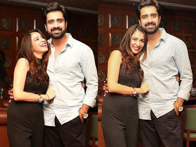 Avinash Sachdev's GF Palak wishes him on b'day