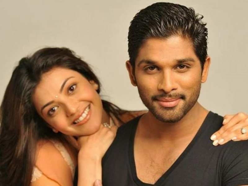 Ala Vaikuntapuramlo Kajal Aggarwal To Feature In A Special Song In Allu Arjun S Film Telugu Movie News Times Of India