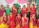 A cultural Teej celebration by the ladies of Aurangabad