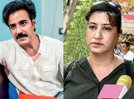 Karan Oberoi's sister files complaint against tantrik-healer