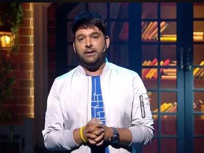 Kapil Sharma trolled for video on Punjab floods