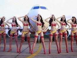 Heard of 'Bikini Airline'? Here's all about it!