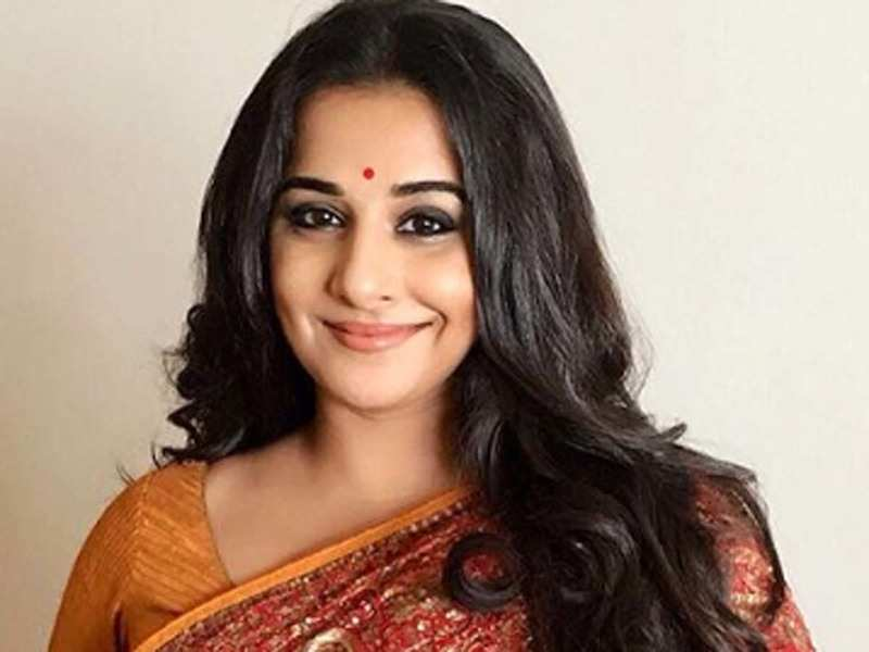 From 'Tumhari Sulu' to 'Mission Mangal': Vidya Balan is a champion in every profession | Hindi Movie News - Times of India