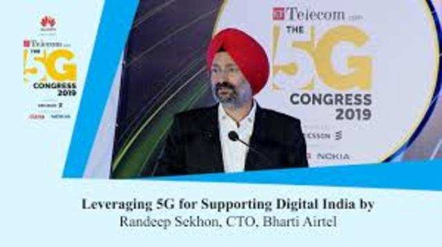 We are preparing for 5G trials to test real use cases in India: Bharti Airtel CTO