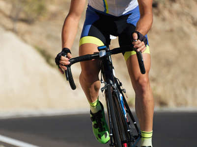 Cycling and the muscles it targets