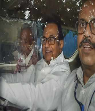 P Chidambaram sent to CBI custody