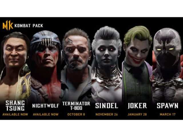 The Terminator and DC's The Joker to join Mortal Kombat 11