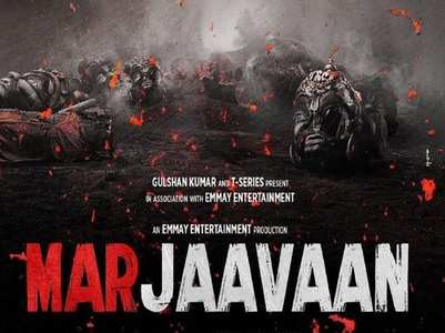 Sid-Riteish's Marjaavaan first look posters out