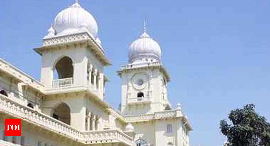 Zoology, physics top scorers in LU assessment for departments   Lucknow News - Times of India