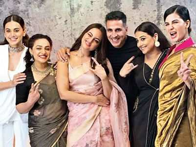 Mission Mangal box office collection Week 1