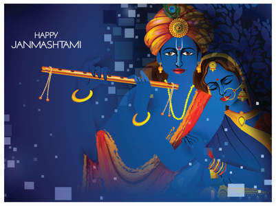 Krishna Janmashtami SMS, Wallpaper, Pics and Greetings