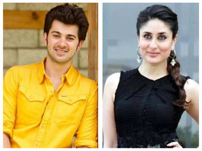 Karan Deol shares frame with Kareena Kapoor
