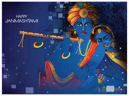 Happy Krishna Janmashtami 2019: Wishes, Images, Quotes, Messages, Status, SMS and Greetings