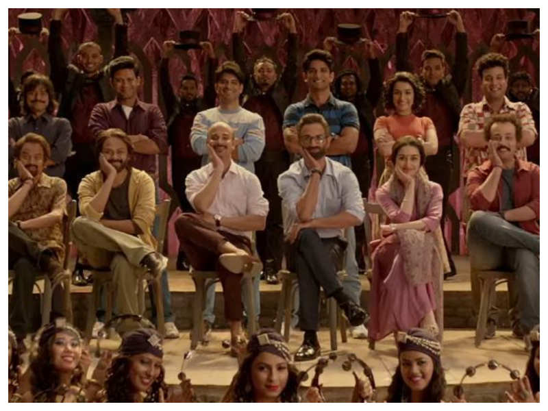 'Chhichhore' Dosti Special trailer: The Sushant Singh Rajput and Shraddha Kapoor starrer will take you back to your good old college days